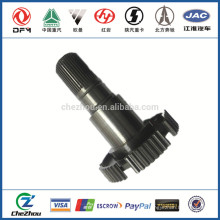 Fast gearbox parts auxiliary output shaft DC12J150T-615 made in China
