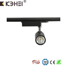25W+commercial+6000K+2wire+LED+adjustable+tracklight