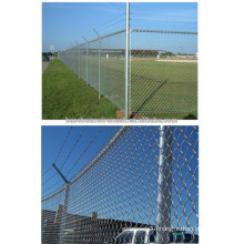 Industry, agriculture, construction fence