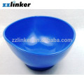 Dental Consumable Material Colorful Rubber Bowl