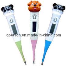 Цифровой термометр с мягким или жестким наконечником