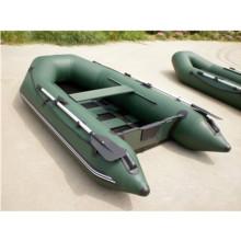 Barco de pesca portátil inflável barato (265CM)