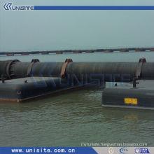high quality steel floating docks pontoon for dredger and marine equipment (USA-1-021)