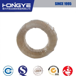 DIN 17223 SWRH67B 6.35mm Mesh Steel Wire