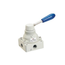 Vannes à levier manuel YIPU Vannes électromagnétiques hydrauliques 4HV.4HVLseries