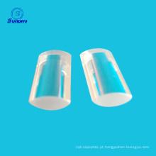 Lente cilíndrica de vidro cilíndrico k9
