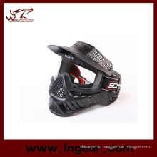 Scott Generation 2 Aps Heavy Duty Gesichtsmaske mit Anti-Fog-Objektiv