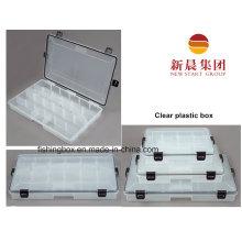 Casa clara de armazenamento ajustável organizada clara