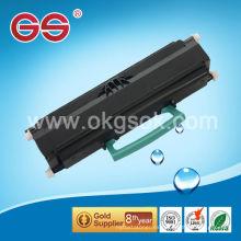 Recicle el cartucho de tóner y el cartucho de tóner compatible E250 para el cartucho Lexmark E250 / E350