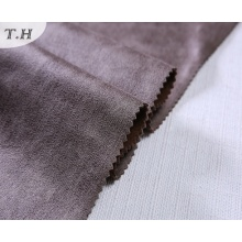 2017 Chinese Upholstery Fabric Suede Fabric for Sofa