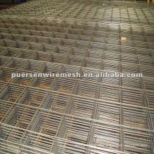 Malla de refuerzo de construcción de hormigón (fábrica)