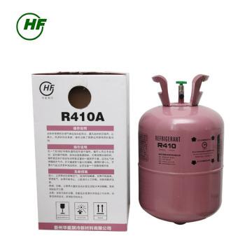Bom Preço hfc-R410A Não Reutilizável Cilindro 11.3 kg Porto Com 99.8% Venda Na Indonésia