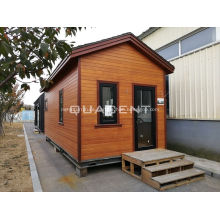 Insulated Back Yard Compact Studio