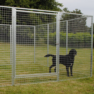 Hunden kennels Feature höljen bur