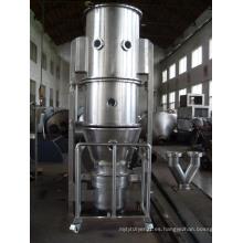 Granulador y secador de lecho fluidizado