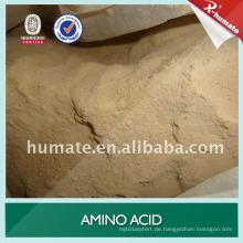 100% wasserlösliches braunes Aminosäure-Pulver