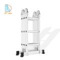 Dobradiça da escada de alumínio que trava as peças da escada que prendem a dobradiça