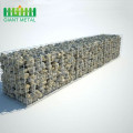 Hot mencelup Galvanized Hexagonal Wire Mesh Gabion Box