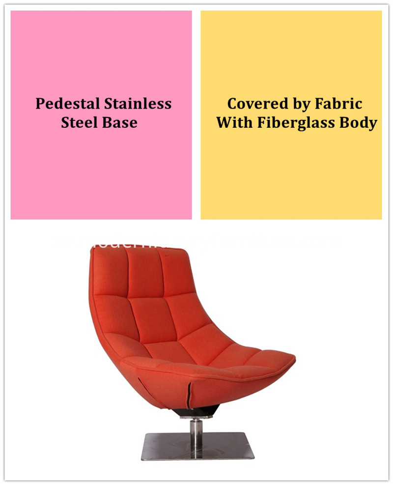 fiberglass lounge chair