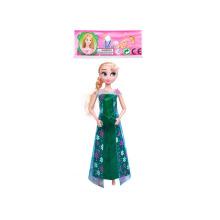 Hot Grils 11.5 pulgadas Elsa Plastic Toy Doll con En71 (10226060)