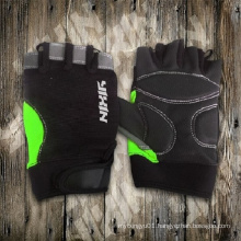 Bike Glove-Cycling Glove-Half Finger Glove-Safety Glove-Work Glove-Riding Glove