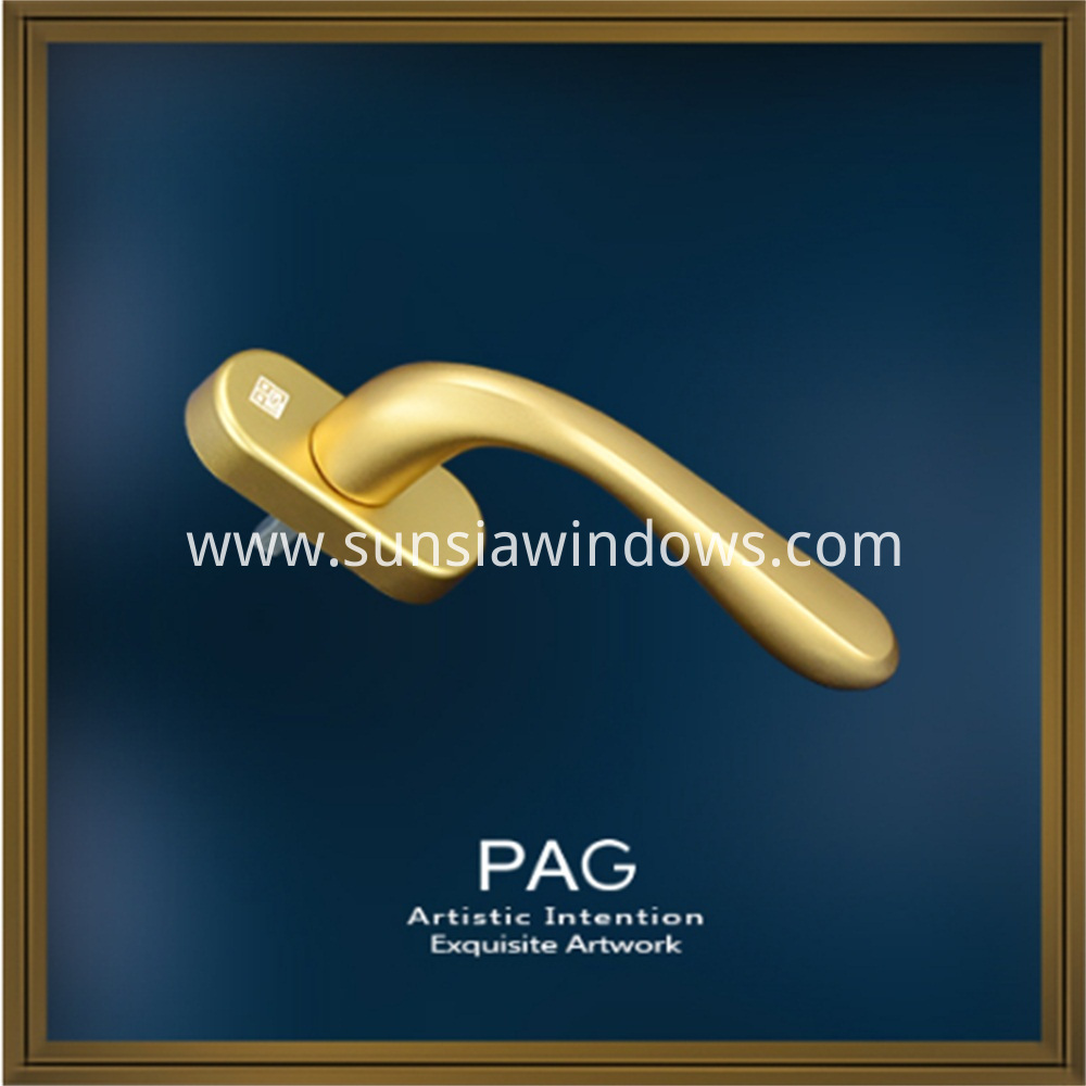 PAG HANDLE GOLDEN COLOR