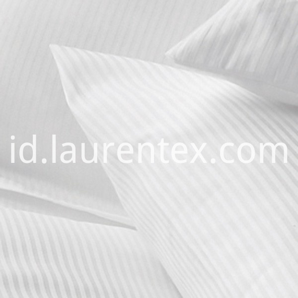 0.5CM Satin Stripe Pillow Cases