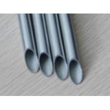 Tubo de aluminio redondeado reforzado internamente 3003/3103 Tubo de aluminio roscado