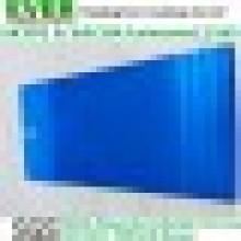 Конфеты Цвет Синий Прозрачный Синий Верхний Покрытие Электростатический Распылитель Порошка