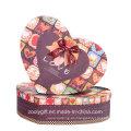 Impresión Love Heart en forma de cajas de embalaje de chocolate