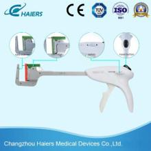 Grapadora lineal de suturas automáticas desechables para cirugía abdominal