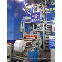 Máquina de soplado de película de PE de alta velocidad (devanadora automática)