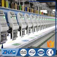 Zhaoshan 24 cabeças industriais industriais de máquinas de bordar