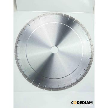 450mm Lasered Diamond Blade للجرانيت