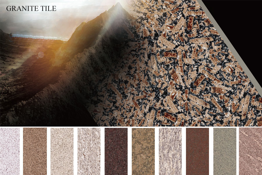 granite wall cladding tiles
