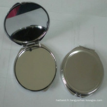 Miroir de maquillage compact promotionnel (BOX-08)
