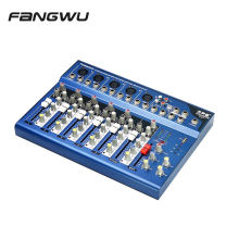 Professional USB Recording Mixing Console