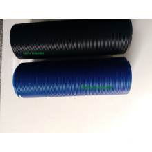 3 Zoll blaues PVC Plastikluft Ansaugrohr mit 90 / 100cm verlängerte Länge