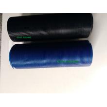 3 pulgadas de PVC azul tubo de entrada de aire con 90 / 100cm de longitud extendida