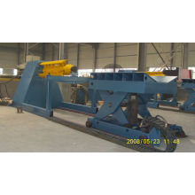 Full automatic hydraulic uncoiler decoiler