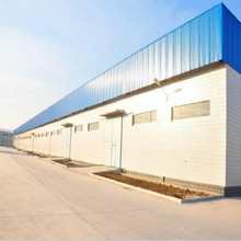 Steel Structure Color Steel Sheet Warehouse (KXD-SSW1496)