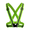 High Visibility Safety Reflective Vest Fluorescent Green