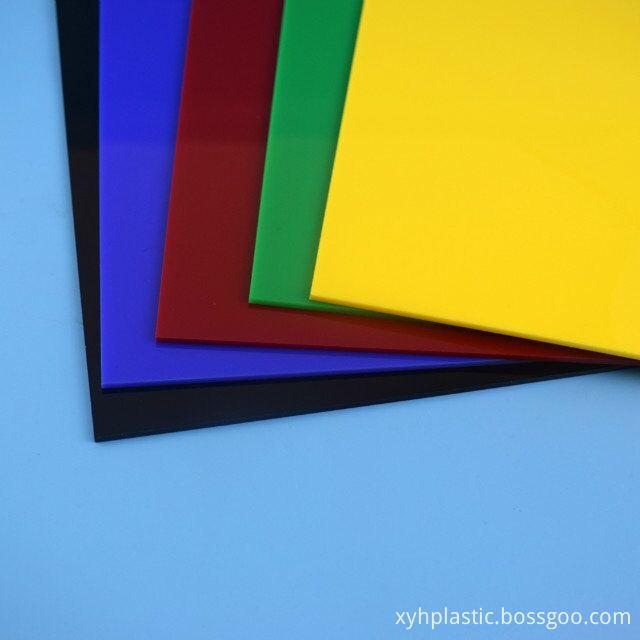 acrylic PMMA sheet 3