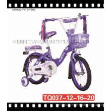 Bestseller vier Räder Kinder Fahrrad / Kinder Zyklus / Bicicleta Infantil