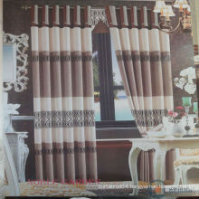 2015 hot sale high quality royal & cheap polyester curtain