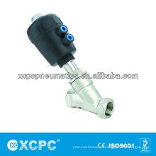 XCP-Serie Kunststoff Antrieb Abschrägung Ventil (Sitz)