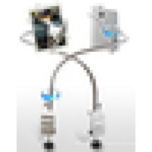 Алюминиевый портативный ленивый держатель кровати вертлюг подставка подставка для ipad mobilephone