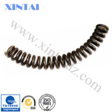 Chine Fabricant Custom Steel Helical Compression Bending Banana Springs