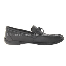 Großhandel chinesischen billig Preis Leder Boot Schuhe