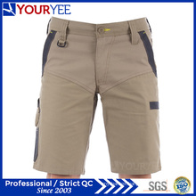 100% Cotton Canvas Cargo Style Work Shorts for Men (YGK113)